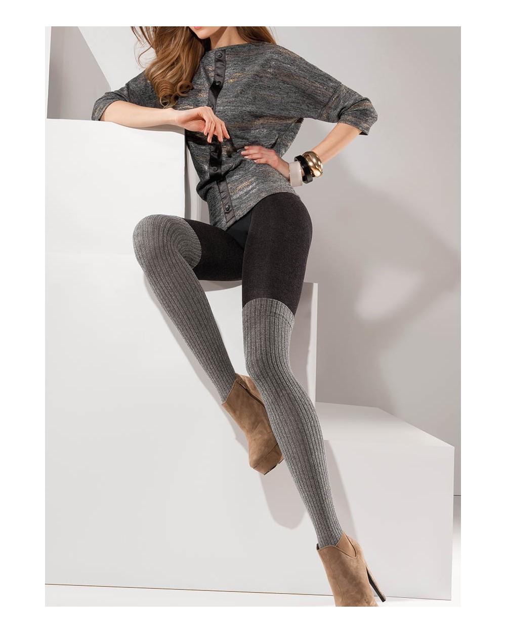 Collant Fantaisie ROXY, Chaussette Coton